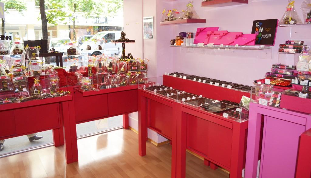 Boutique Monsieur Chocolat