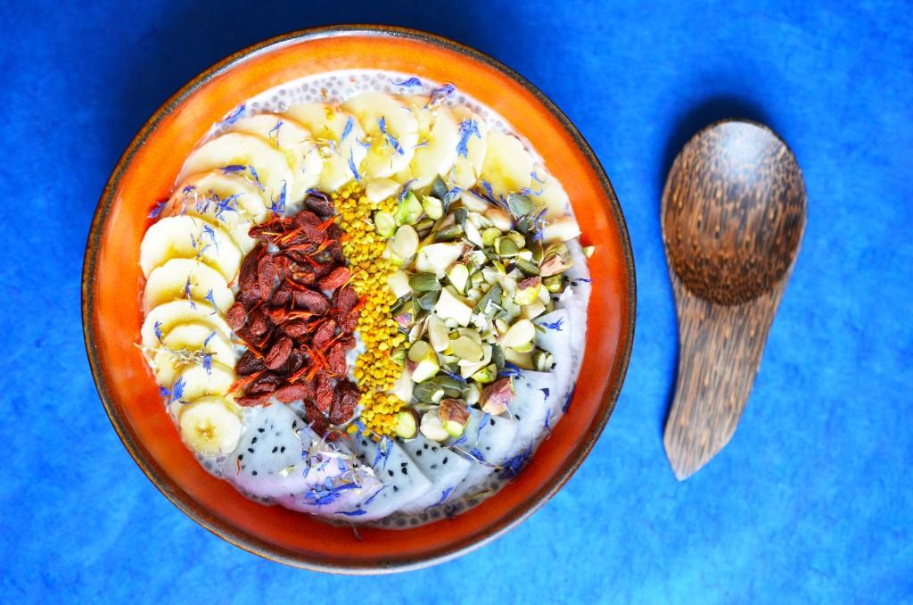 Breakfast Bowl - vue de dessus