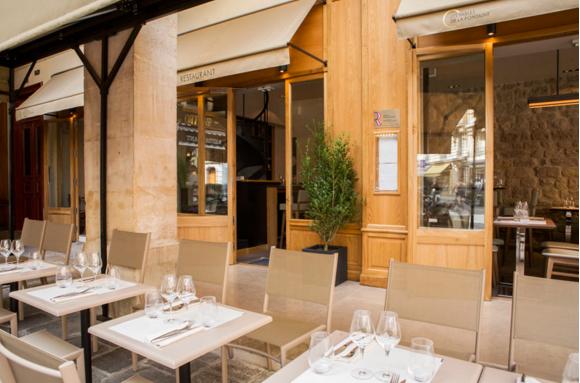 Fables Fontaine Paris Restaurant
