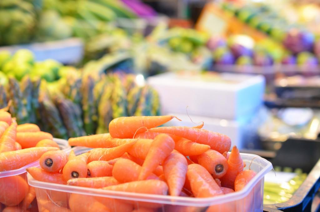 Mini légumes