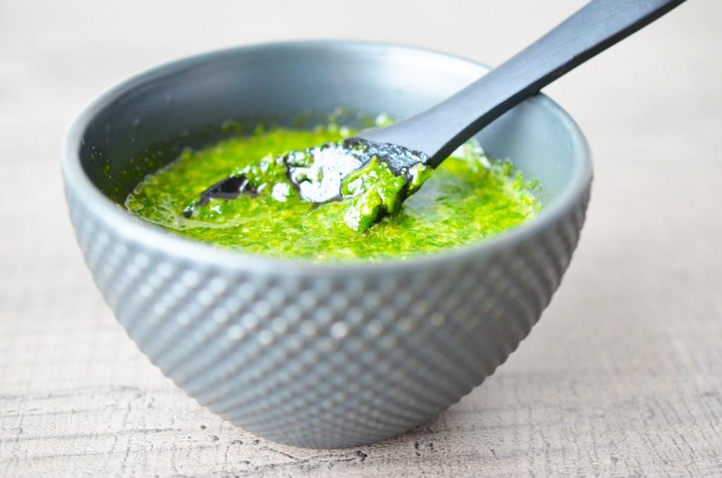 Pesto mojo verde