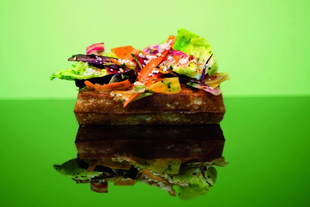 Yum Vegan ©Judith Vibert Guigue