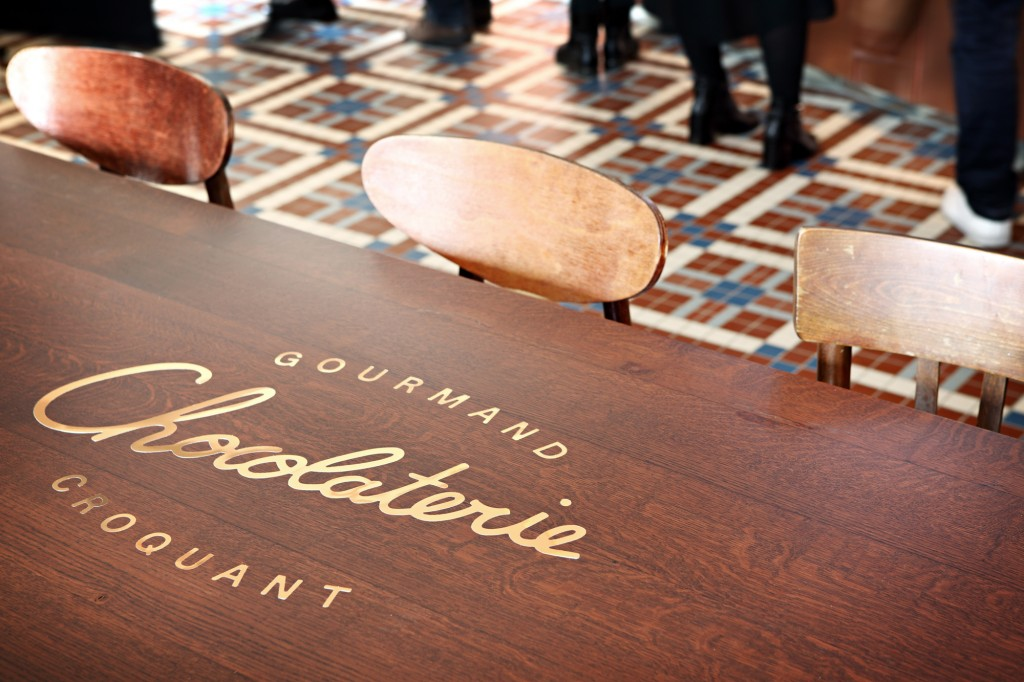 Table Chocolaterie ©Yann Deret