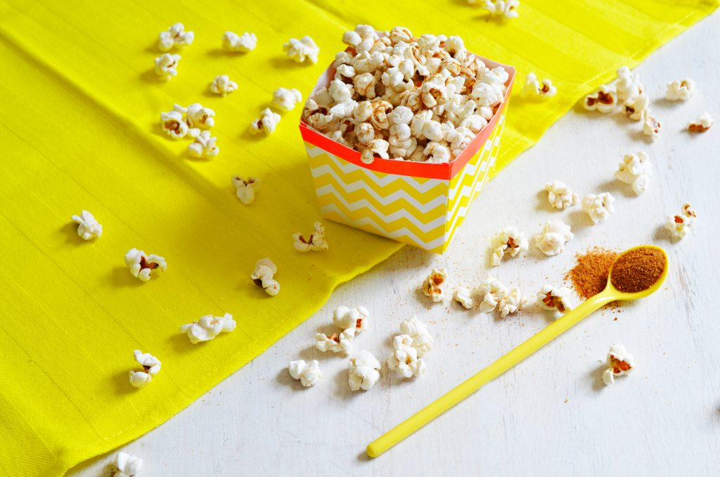 Healthy pop-corn 2