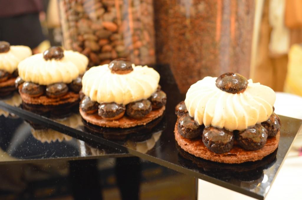 Saint-Honoré chocolat
