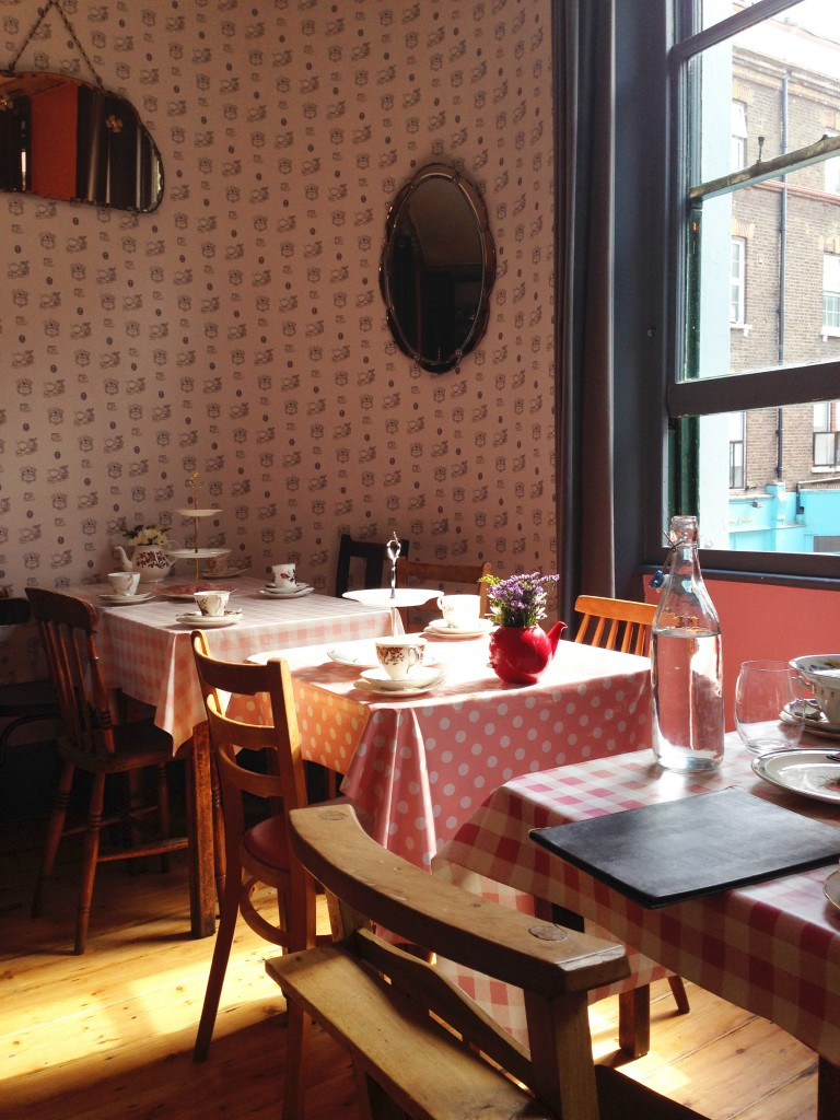Secret Tea Room 2