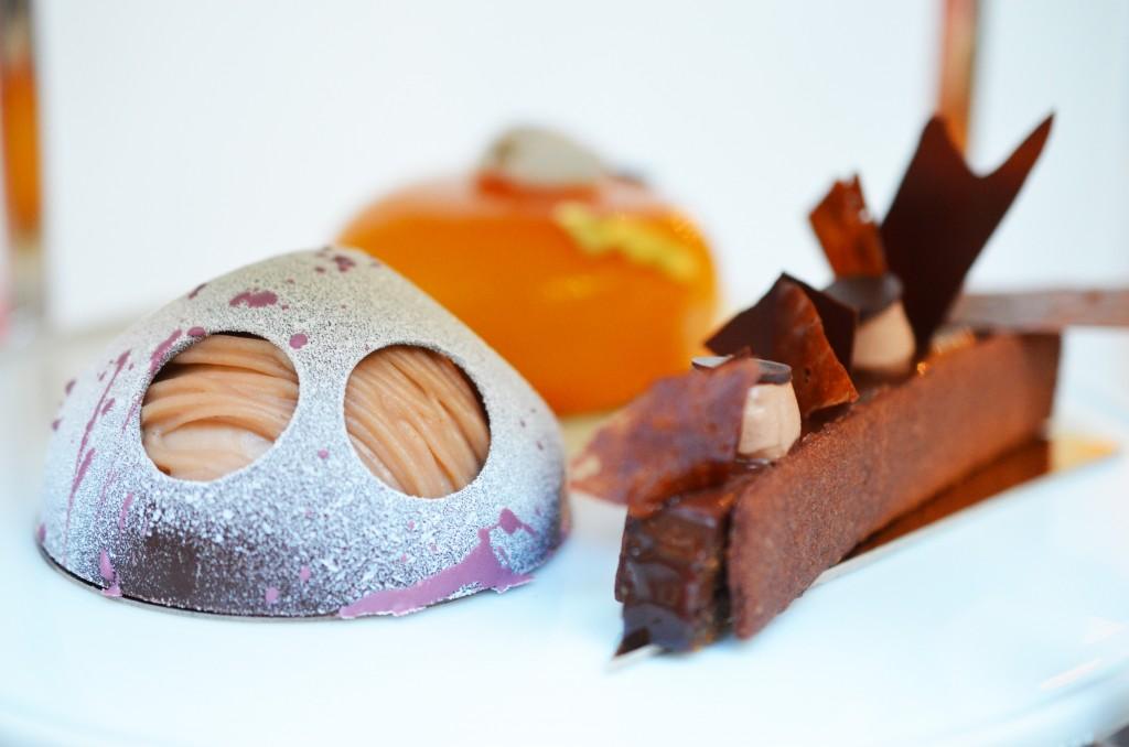 Desserts à l'assiette 2