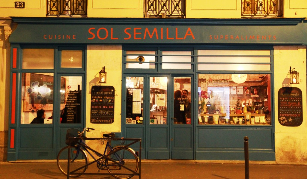 Photo Boutique cantine Sol Semilla ouvert le soir